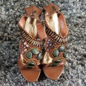 Anne Michelle Heel Sandals